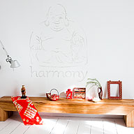 Dekorer væggene